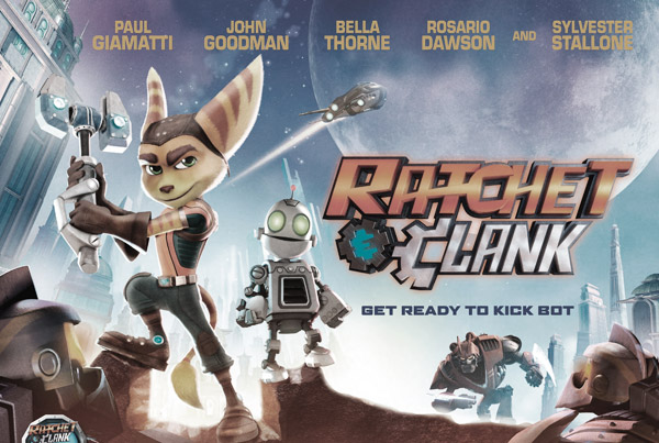 Rachet and Clank